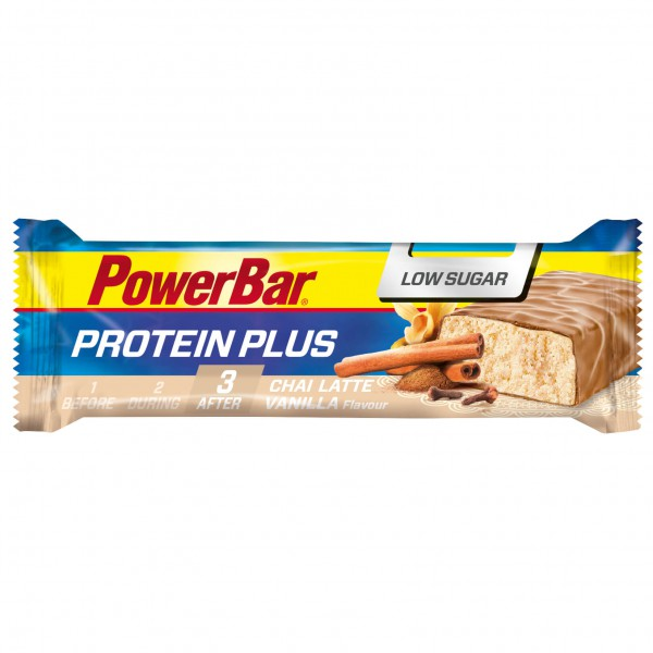 PowerBar - ProteinPlus Low Sugar Chai Latte Vanilla Gr 35 g