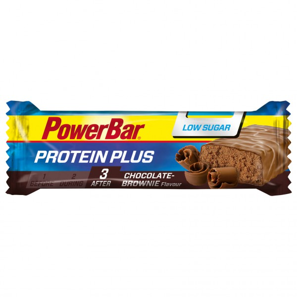 PowerBar - ProteinPlus Low Sugar Chocolate Brownie Gr 35 g