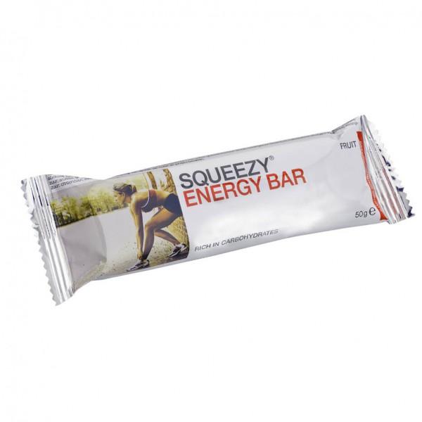 Squeezy - Energy Bar Frucht - Energieriegel