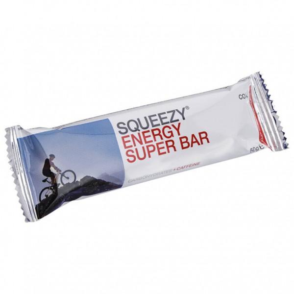 Squeezy - Energy Super Bar Cola+Koffein - Energieriegel