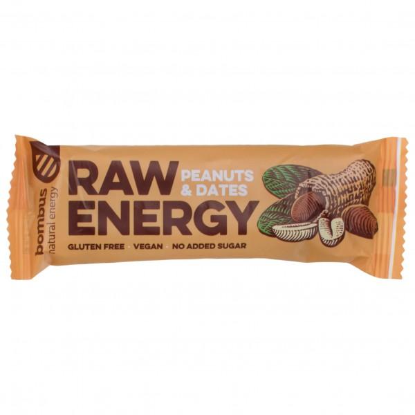 Guhrow Angebote Bombus - Raw Energy Peanuts & Dates Energieriegel Gr 20 x 50 g
