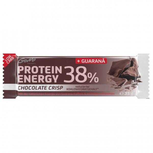 GoMo - Protein Energie Riegel Chocolate Crisp