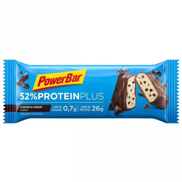 PowerBar - ProteinPlus 52% Cookies & Cream - Re...
