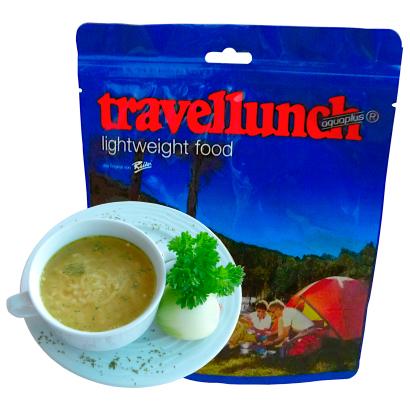 Travellunch - Hühnersuppe mit Nudeln Gr 100 g