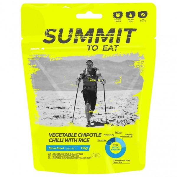 Summit to Eat - Gemüse Chili Chipotle mit Reis Preisvergleich