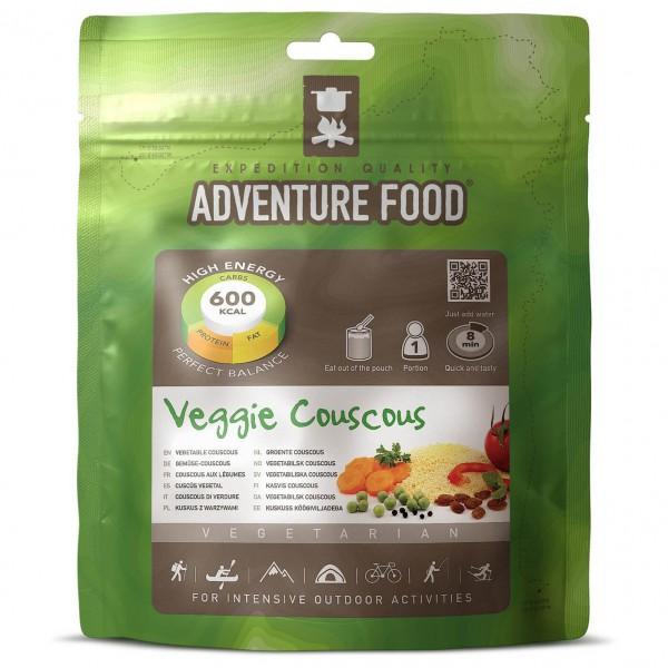 Adventure Food - Vegetarisches Couscous