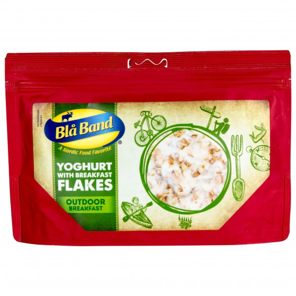 Bla Band - Yoghurt with breakfast flakes Gr 145 g - 600 kcal