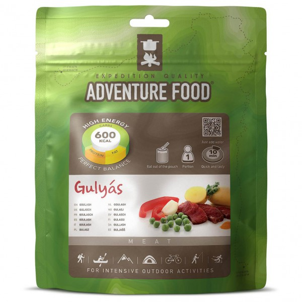 Adventure Food - Gulyás - Kartoffelgericht