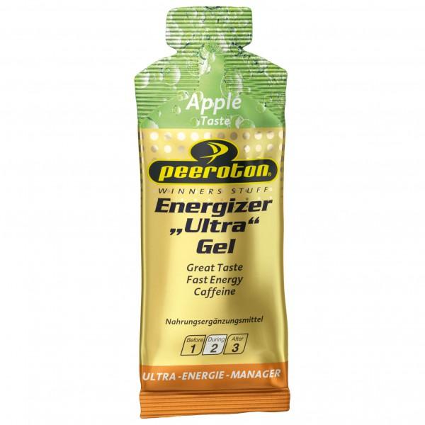 Peeroton - Energizer Ultra Gel Apple - Energiegel Gr 40 g grün