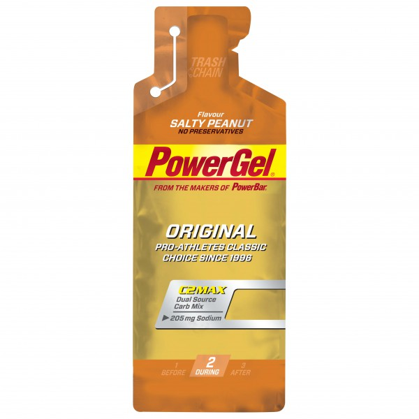 PowerBar - Powergel Salty Peanut - Energiegel