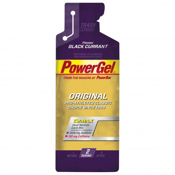 PowerBar - PowerGel Black Currant - Energiegel