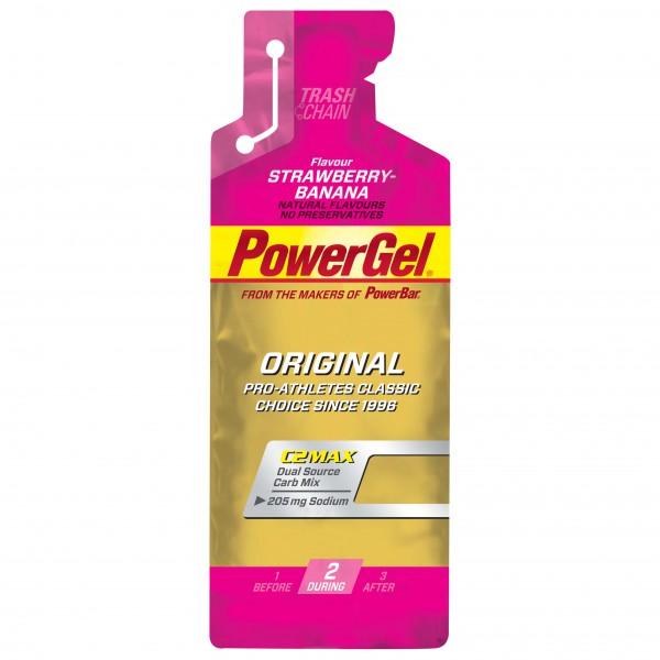 PowerBar - PowerGel Strawberry Banana - Energiegel