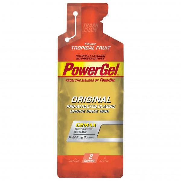 PowerBar - PowerGel Tropicalfruits - Energiegel