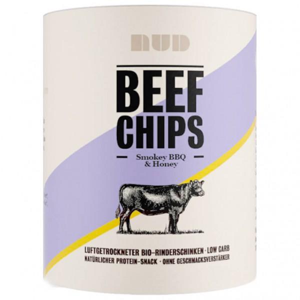 Schipkau Schipkau Angebote Nud - Beef Chips Smokey BBQ & Honey Gr 30 g
