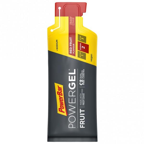 PowerBar - Powergel Fruit Red Fruit Punch - Energiegel