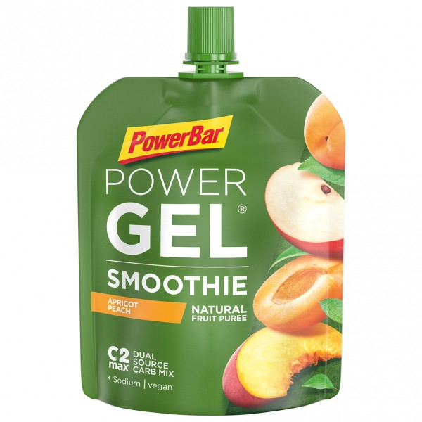 PowerBar - Powergel Smoothie Apricot Peach - Energiegel