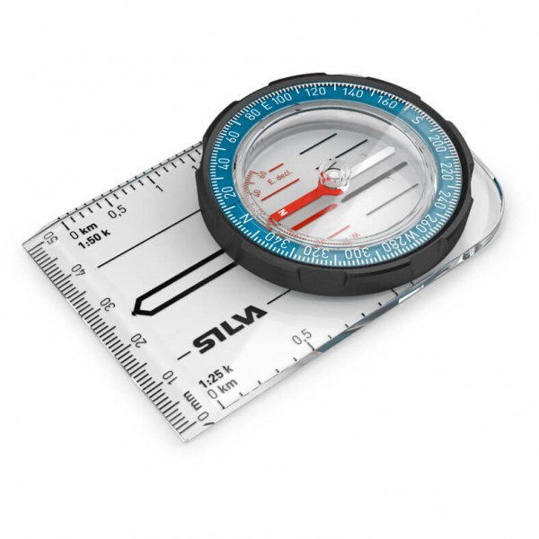 Silva - Compass Field - Kompass weiß/blau 37501