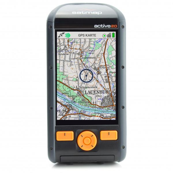 Satmap - Active 20 Solo Edition 50 - GPS-Gerät