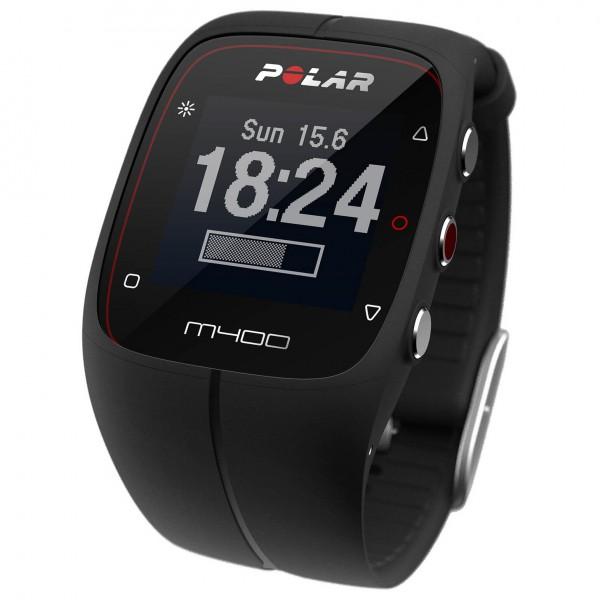 Polar M400 HR Multifunctioneel horloge Kleur: black