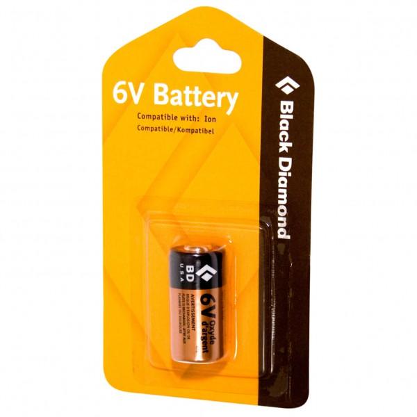 Black Diamond - 6 Volt Ersatzbatterie - Taschenlampe braun/schwarz