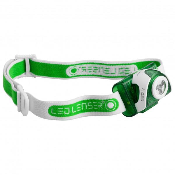 Ledlenser - SEO 3 - Stirnlampe grün