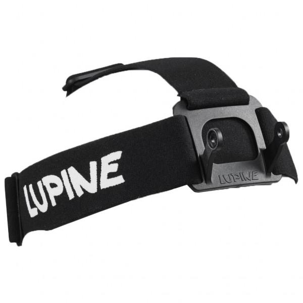 Lupine - Stirnband Wilma - Stirnlampe schwarz