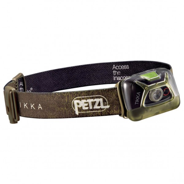 Petzl - Tikka - Stirnlampe grün Preisvergleich