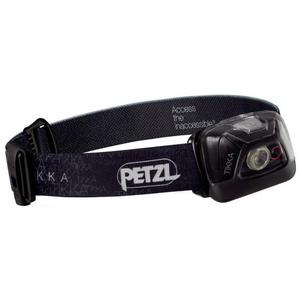 Petzl - Tikka - Stirnlampe schwarz