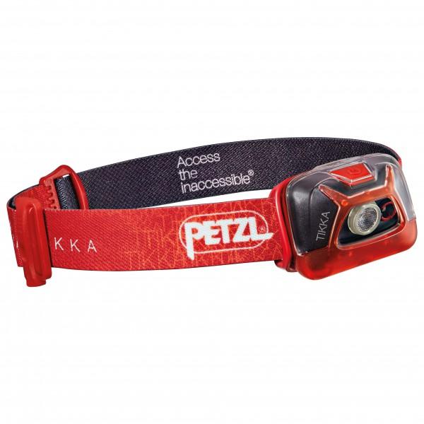 Petzl - Tikka - Stirnlampe schwarz Preisvergleich