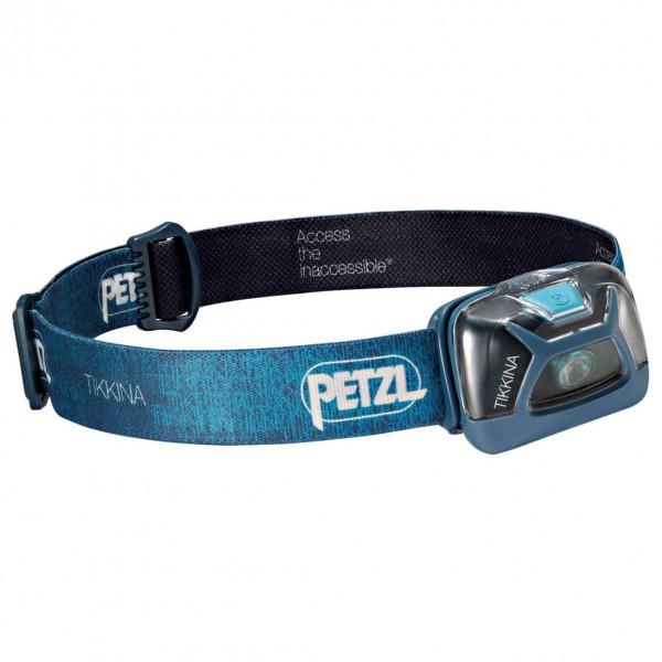 Petzl - Tikkina - Stirnlampe blau