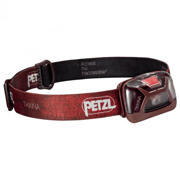 Petzl - Tikkina - Stirnlampe rot