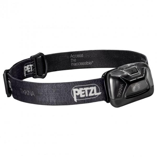 Petzl - Tikkina - Stirnlampe schwarz