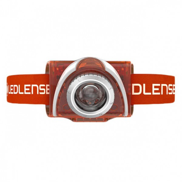 Ledlenser - SEO3 with 1XC-Led - Stirnlampe orange