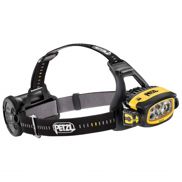 Petzl - Duo S - Head Torch Size One Size  Black/grey
