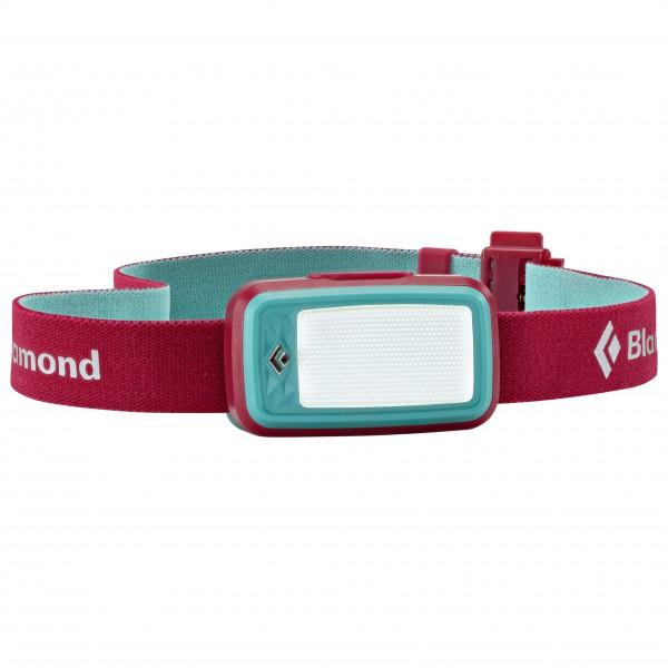 Black Diamond - Wiz Headlamp - Head Torch Size One Size  Red/turquoise/grey/white