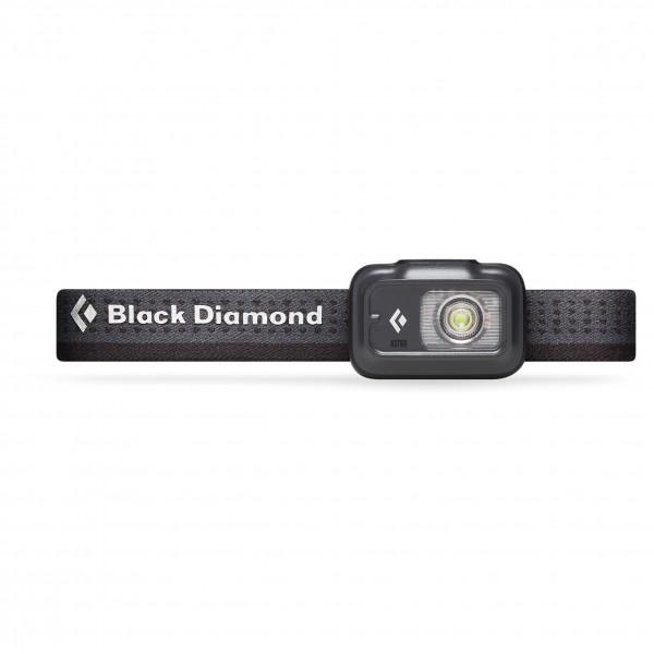 Black Diamond - Astro 175 Headlamp - Head Torch Black/grey