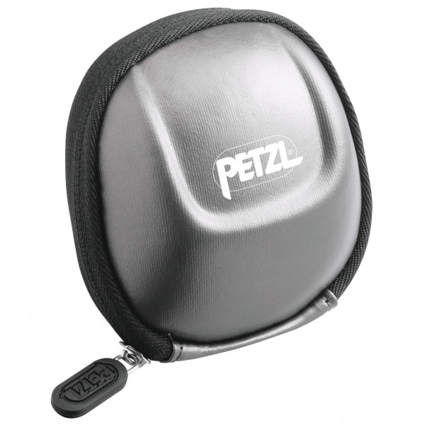 Petzl - Poche Tikka 2 - Head Torch Size One Size  Grey/black