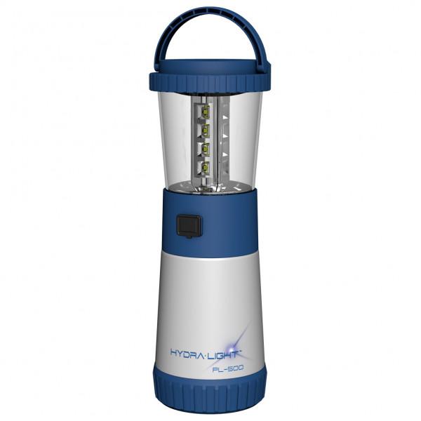 Hydra Light - PL-250 Laterne - LED-Lampe grau/blau 302101
