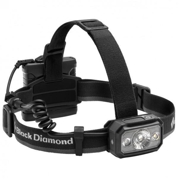 Black Diamond - Icon 700 Headlamp - Head Torch Black/grey