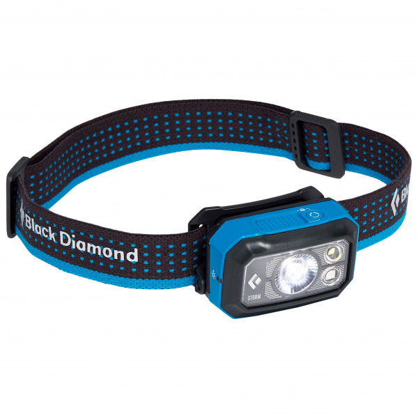 Image of Black Diamond Storm 400 Headlamp Stirnlampe schwarz;schwarz/blau;schwarz/braun/oliv/grau;schwarz/grau;schwarz/grau/weiß;schwarz/rosa;schwarz/rot