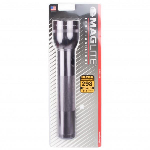 Maglite - Mag-LED Stablampe 2D