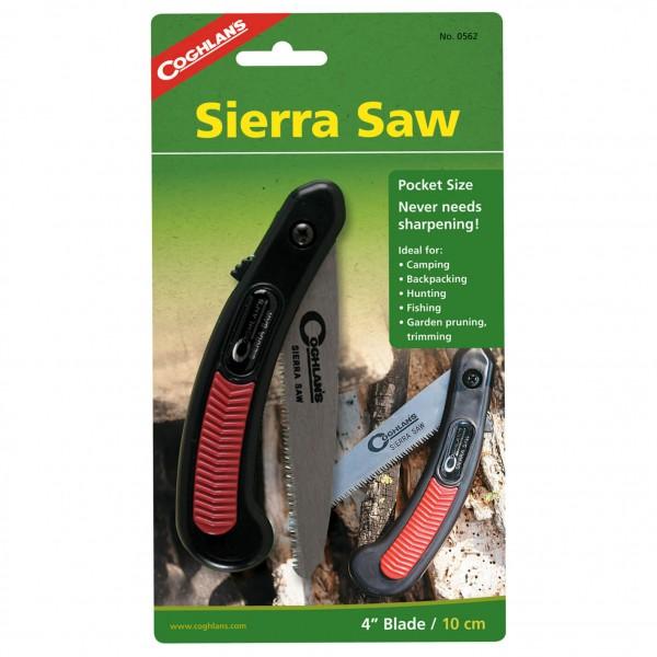 Coghlans - Pocket Sierra - Säge oliv/grün/schwarz 380562