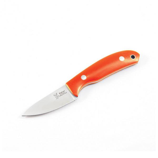 Casström - Safari Mini Hunter Knife - Messer Gr One Size orange 10630