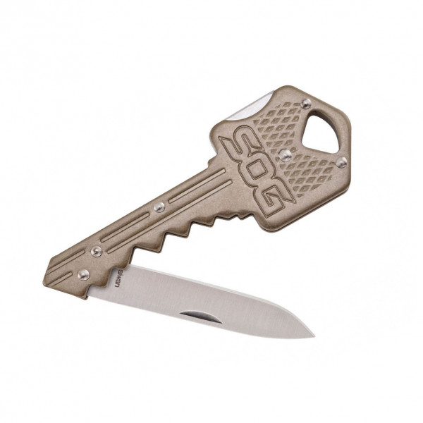 SOG - Key Knife - Messer bronze 01SGKEY102CP
