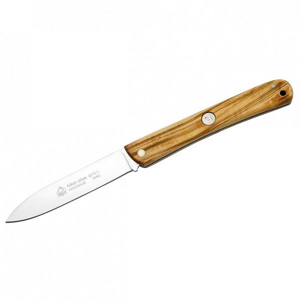 Puma IP - Taschenmesser Hiker - Messer Gr 8,5 cm Klinge grün 267011