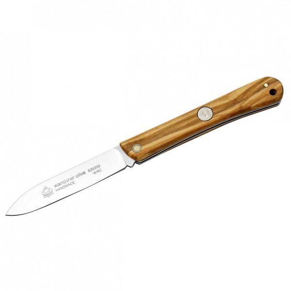 Puma IP - Taschenmesser Wanderer - Messer Gr 7,3 cm Klinge grün 269209
