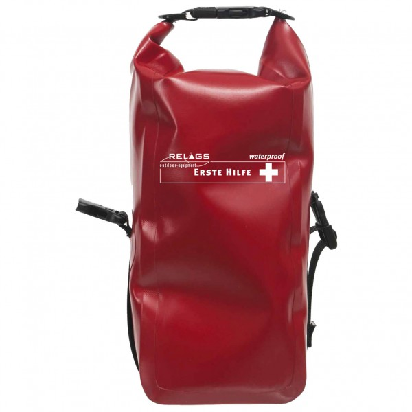 Basic Nature - Erste Hilfe Set Plus Wasserdicht - Erste Hilfe Set rot 210420