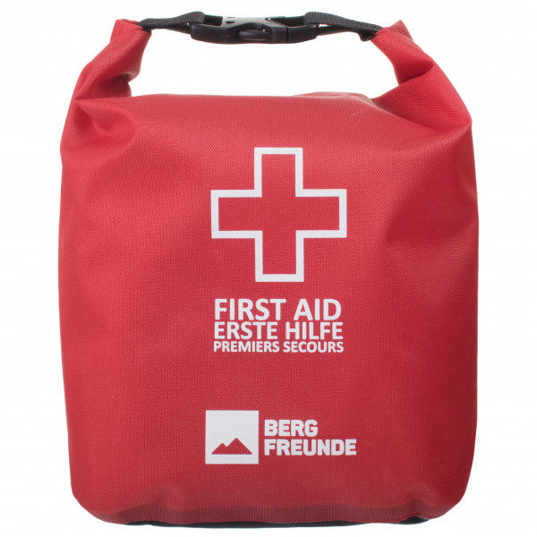 Kalff - Erste Hilfe-Tasche Pro Bergfreunde-Edition - Erste Hilfe Set rot 7277