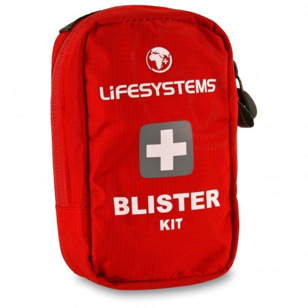 Lifesystems - Blister Kit - Erste-Hilfe-Set - Erste Hilfe Set rot 1003SI