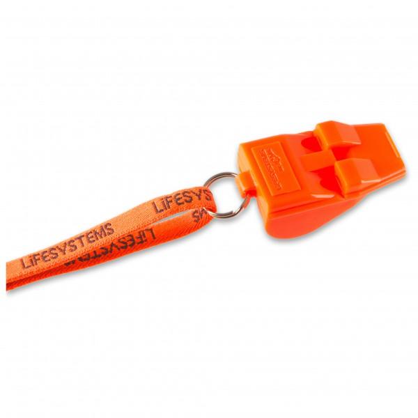 Lifesystems - Survival Whistle - Erste-Hilfe-Set